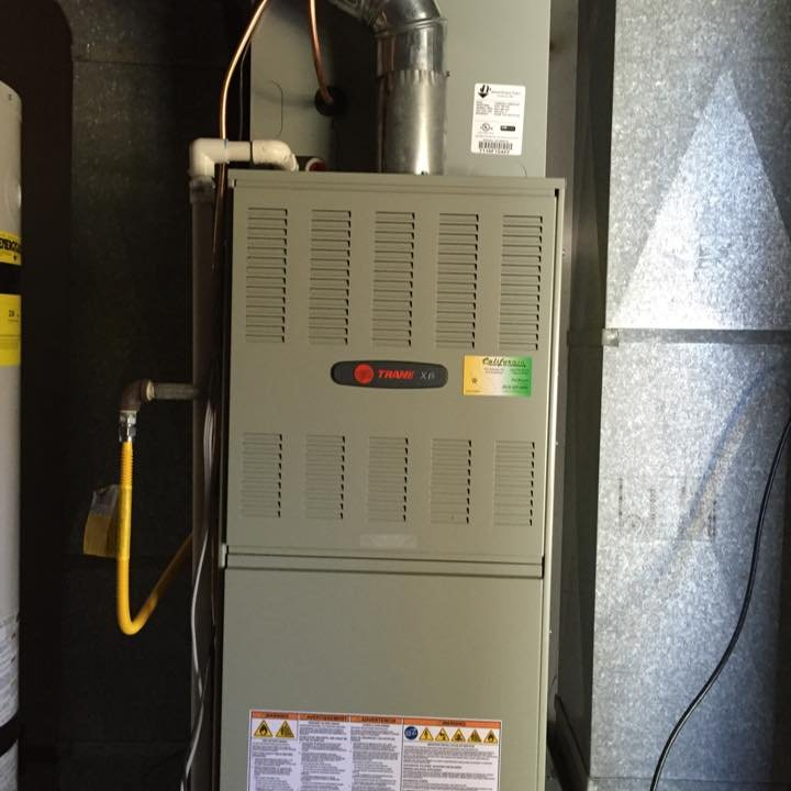 California Heating & Air Conditioning: 1619 Rambouillet Rd, Paso Robles, CA