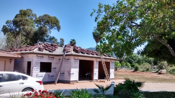 Photo Of The Best Roofing Company   Alpine, CA, United States. Room Addition