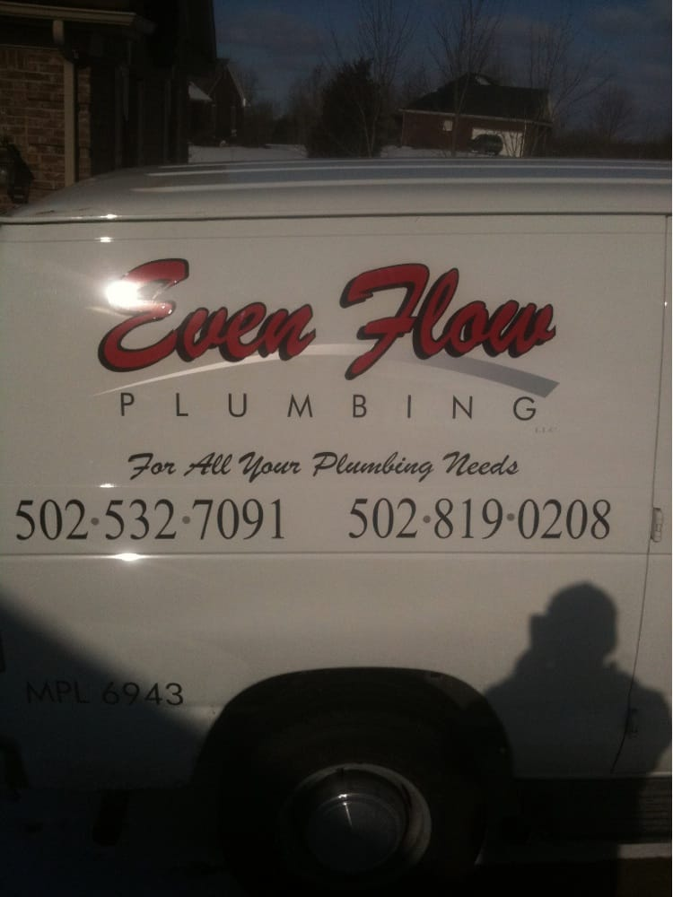 Even Flow Plumbing: 364 1st St, Campbellsburg, KY