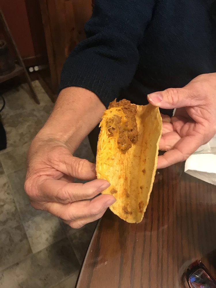Taco Bell: 9578 William Penn Hwy, Huntingdon, PA