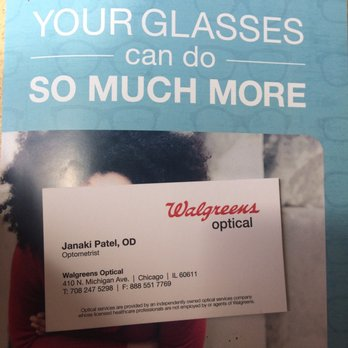Walgreens Optical 33 Reviews Eyewear & Opticians 410 N