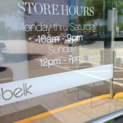 Photo Of Belk Department Store   Snellville, GA, United States. Store Hours