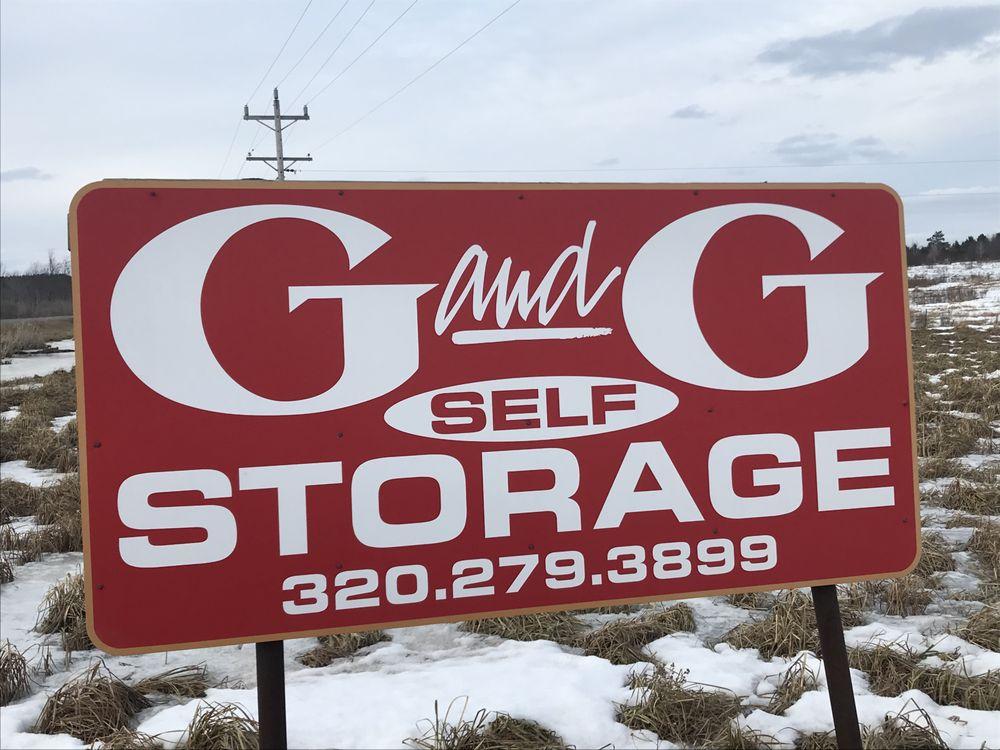 G & G Self Storage: 62318 State Hwy 18, Finlayson, MN