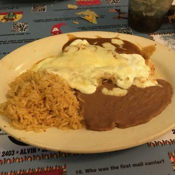 Photo Of La Casita Mexican Restaurant Pearland Tx United States Sour Cream