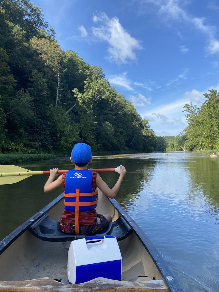 Clements Canoes Outdoor Center: 8295 W State Rd 234, Waveland, IN