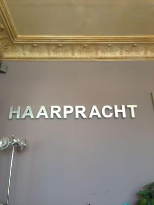 haarpracht - hairdressers - kirchenstr 4, trittau, schleswig