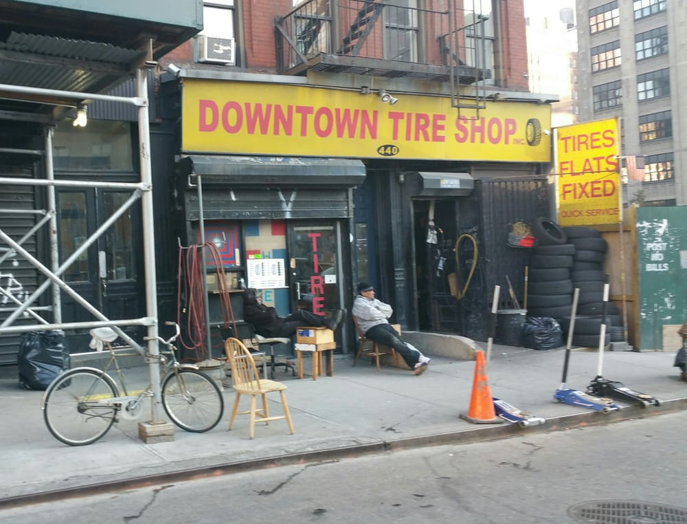 Downtown Tire Shop - 15 Reviews - Tyres - 440 10th Ave ...