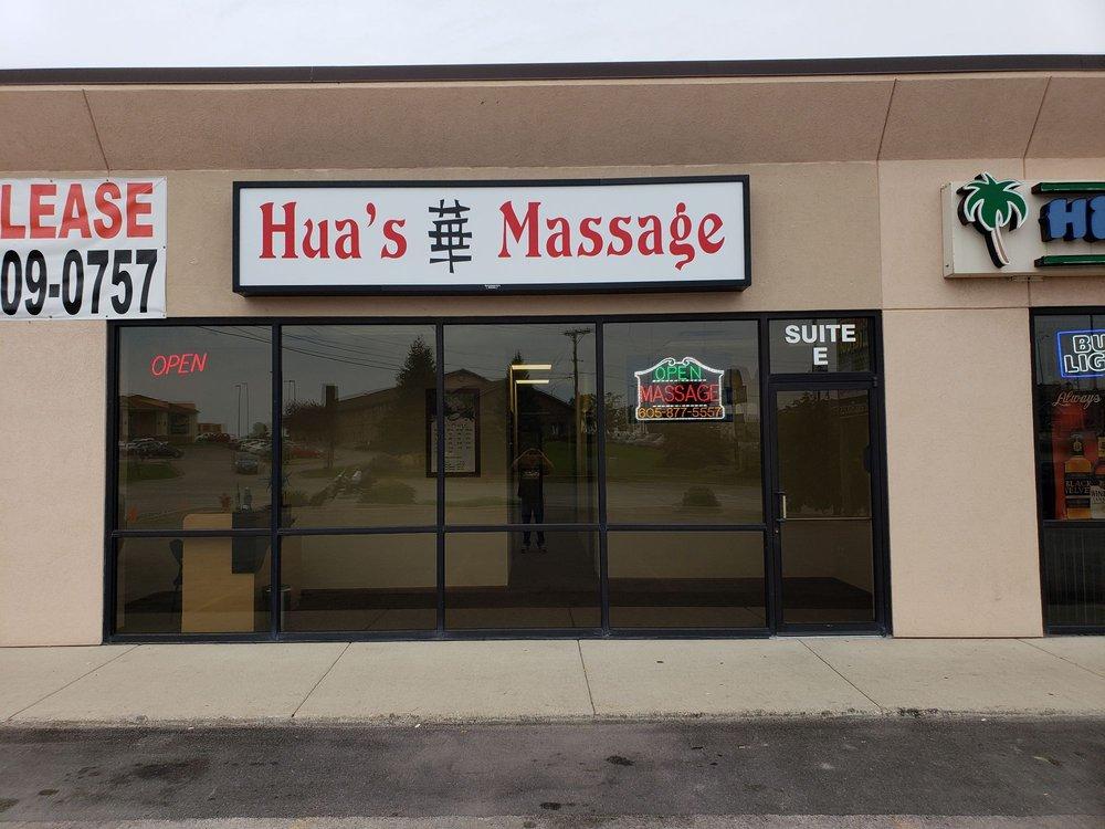 Hua's Massage: 1575 N LaCrosse St, Rapid City, SD