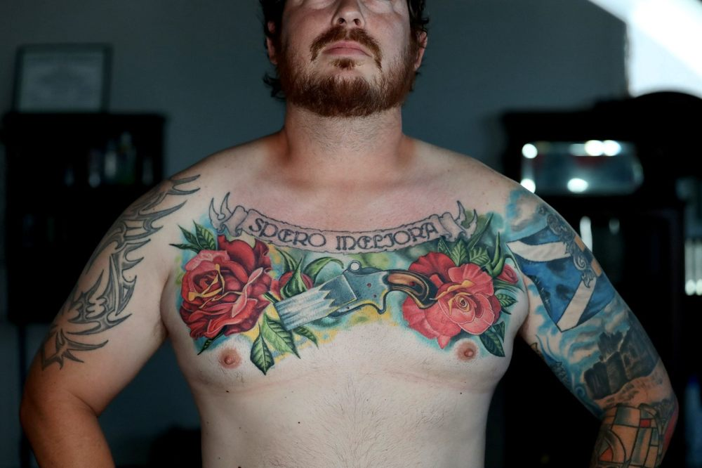 Three Fates Tattoo: 7 E Gregory St, Pensacola, FL