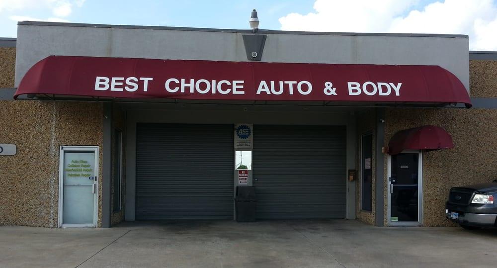 Best Choice Auto & Body