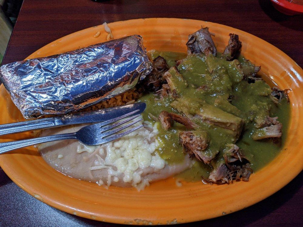 El Charro Mexican Restaurant: 337 Highway 62 E, Mountain Home, AR
