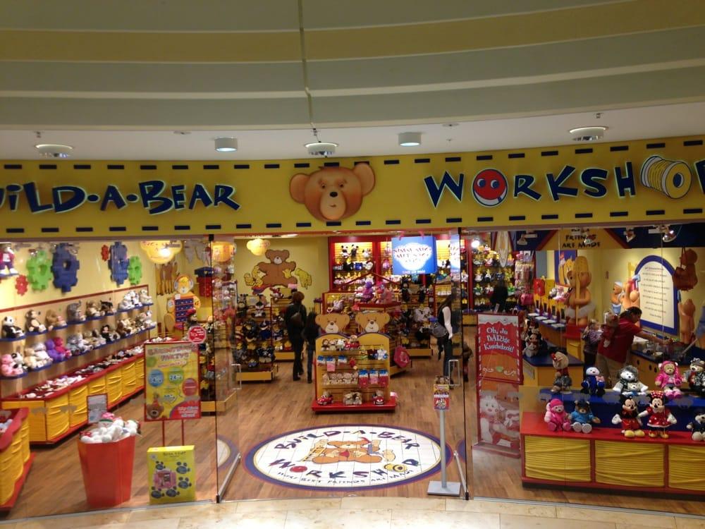 Find A Build A Bear Workshop Near Me
