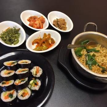 Korean Restaurant Chesterfield Mo