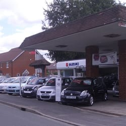 Suzuki Car Dealers Hampshire