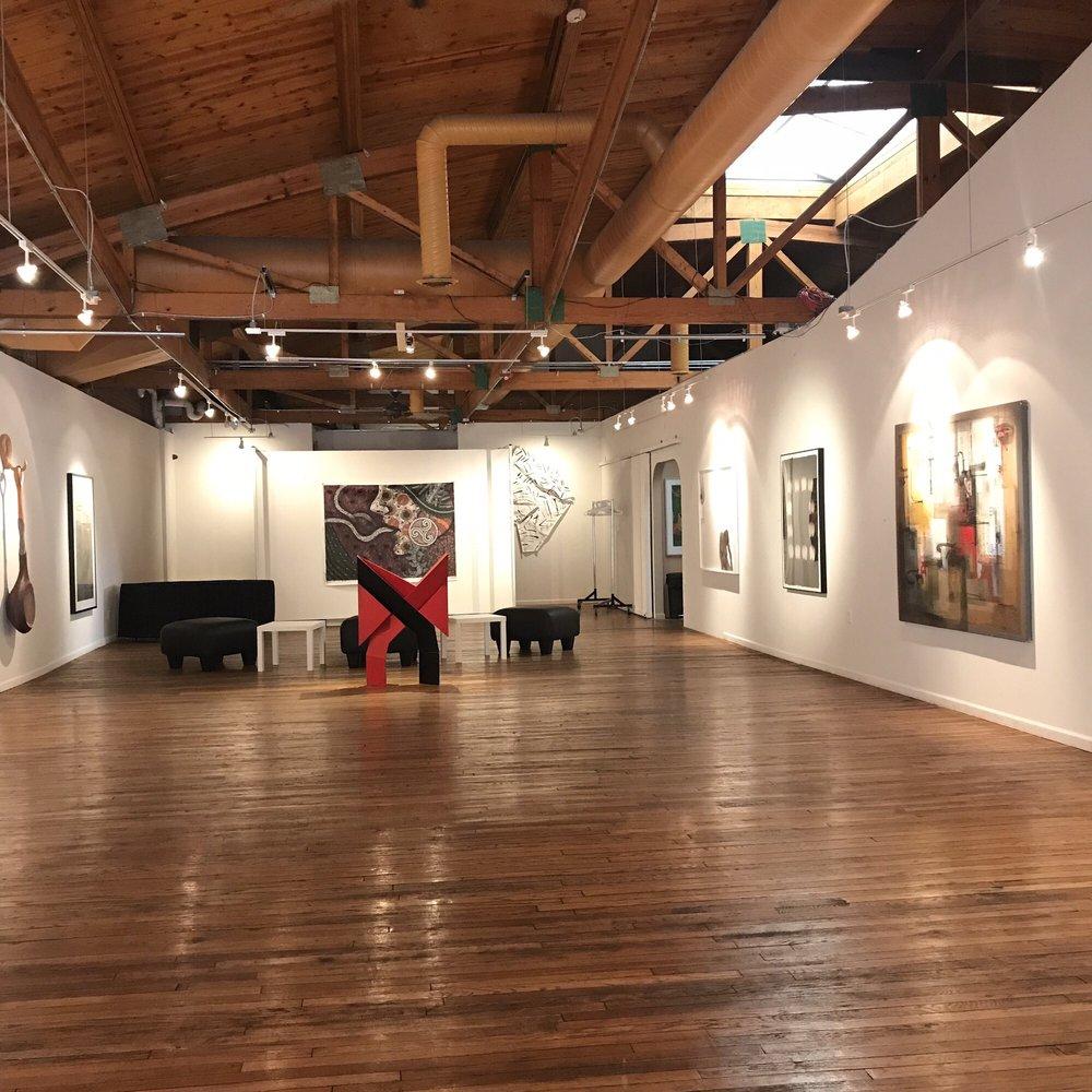 The N'Namdi Center for Contemporary Art