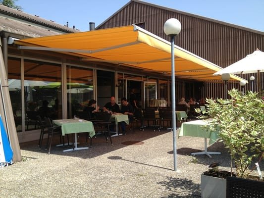 Restaurant le sporting cuisine suisse all e des - Restaurant cuisine moleculaire suisse ...