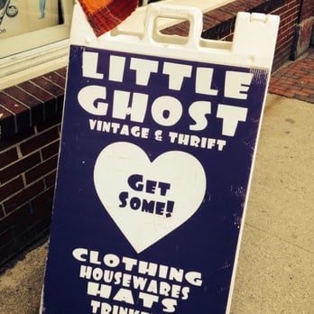 e79da7e70b6 Little Ghost - 10 Reviews - Thrift Stores - 477 Congress St