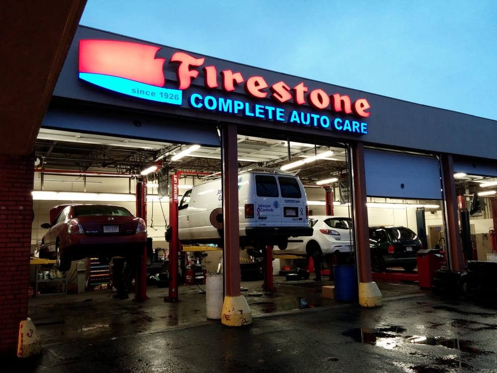 Firestone Tires Near Me >> Firestone Complete Auto Care - 10 Reviews - Tires - 60 ...
