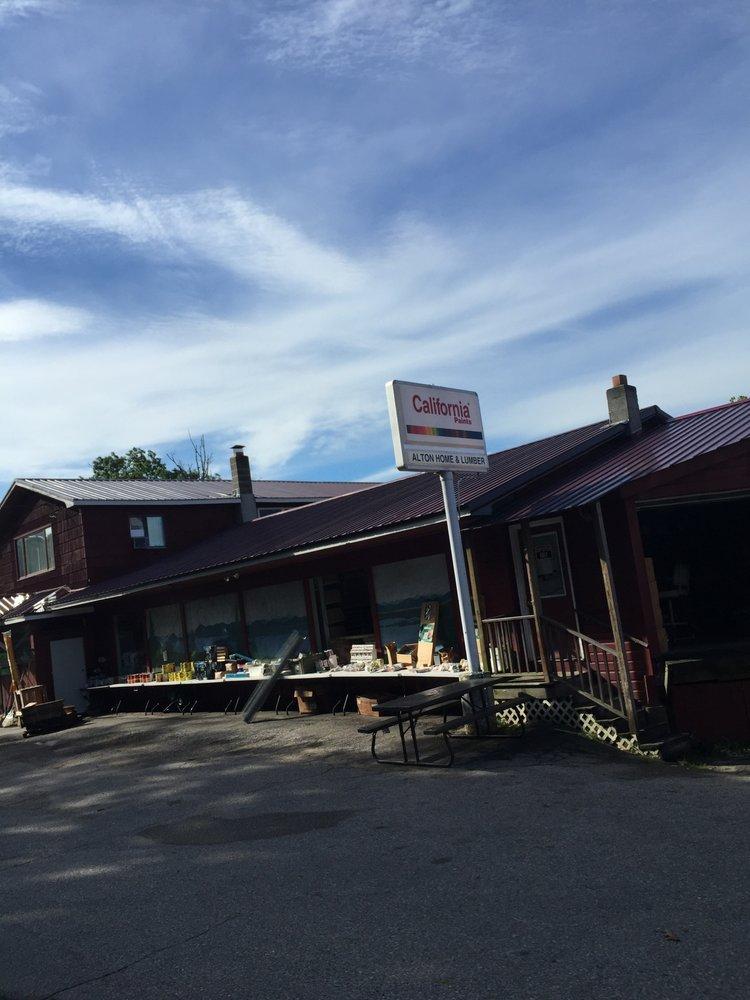 Alton Home and Lumber Center: 199 Main St, Alton, NH