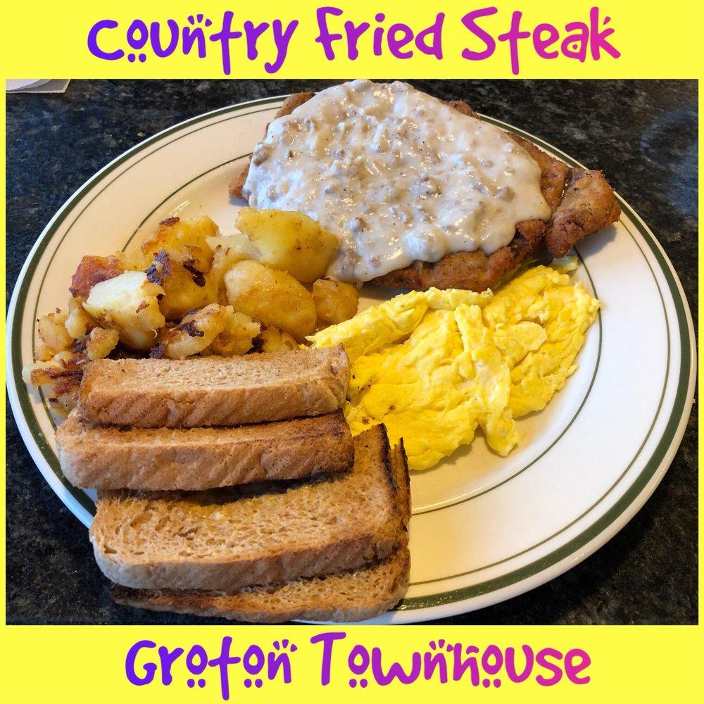 Social Spots from Groton Townhouse Restaurant