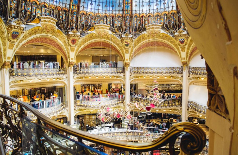 Connu Galeries Lafayette Haussmann - 731 Photos & 477 Reviews  VA84
