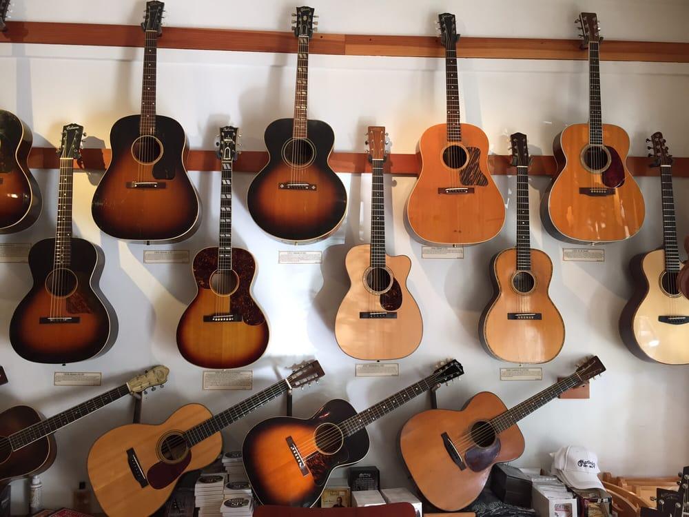 Schoenberg Guitars: 106 Main St, Belvedere Tiburon, CA