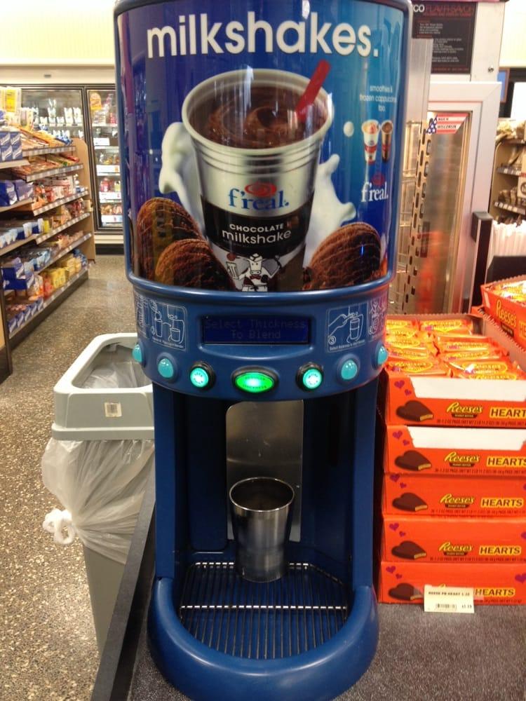 photo of wawa food markets allentown pa united states a milkshake machine - Milkshake Machine