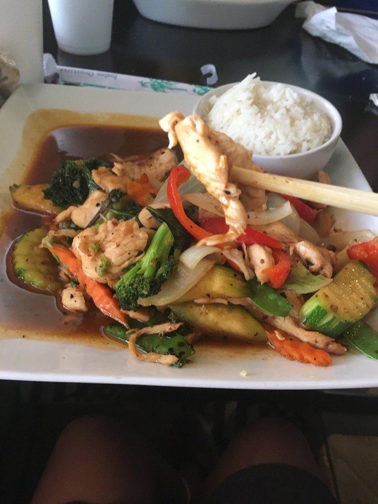Thai Spice: 1621 E Main St, Albemarle, NC