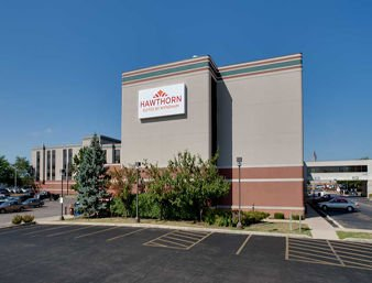 Hawthorn Suites By Wyndham Champaign: 101 Trade Centre Dr, Champaign, IL