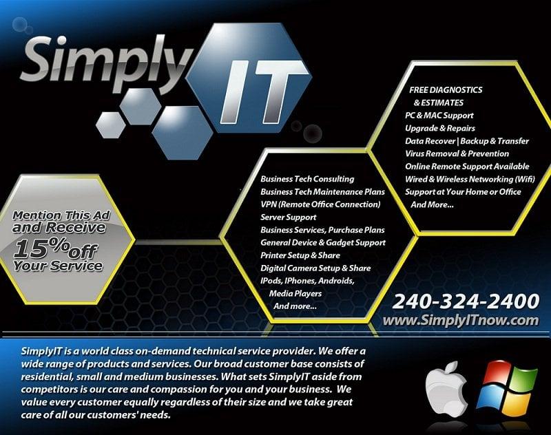 SimplyIT: SimplyIT, Laytonsville, MD