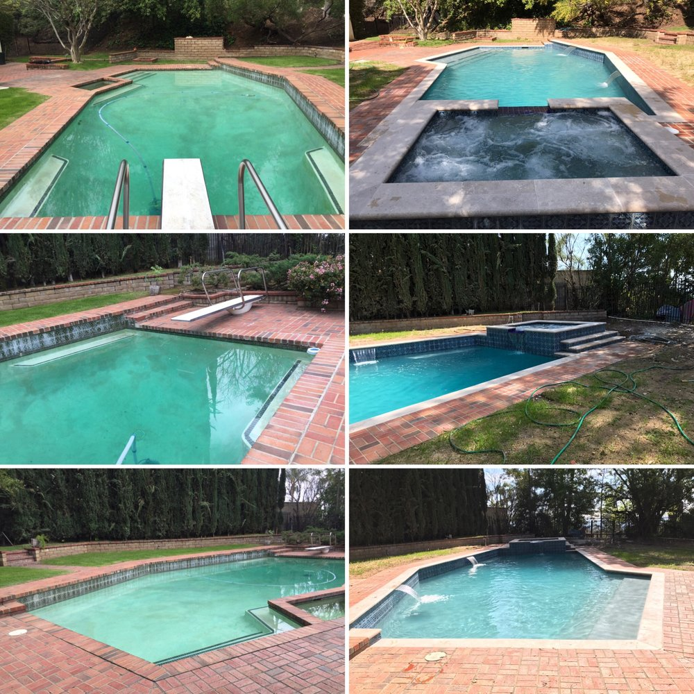 Complete pool spa restoration 99 fotos y 71 rese as - Piscinas y jacuzzis ...