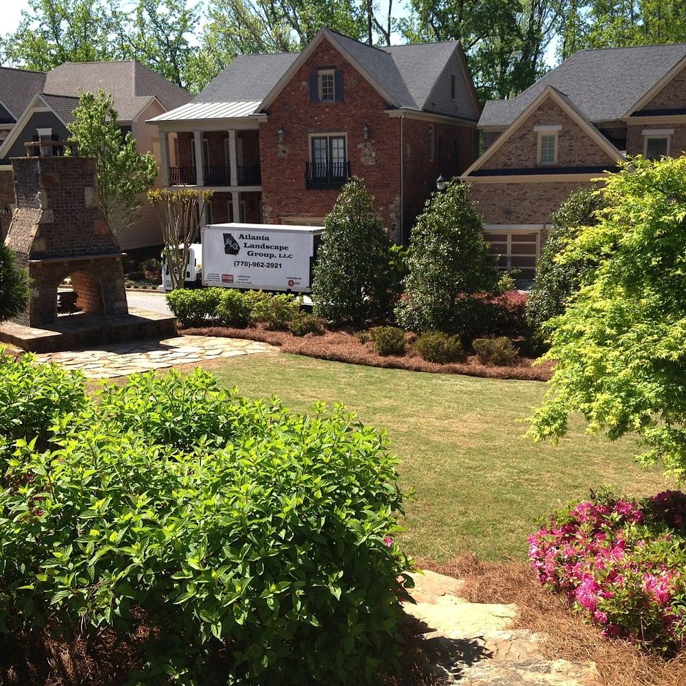 Atlanta Landscaping: Atlanta Landscape Group At Work