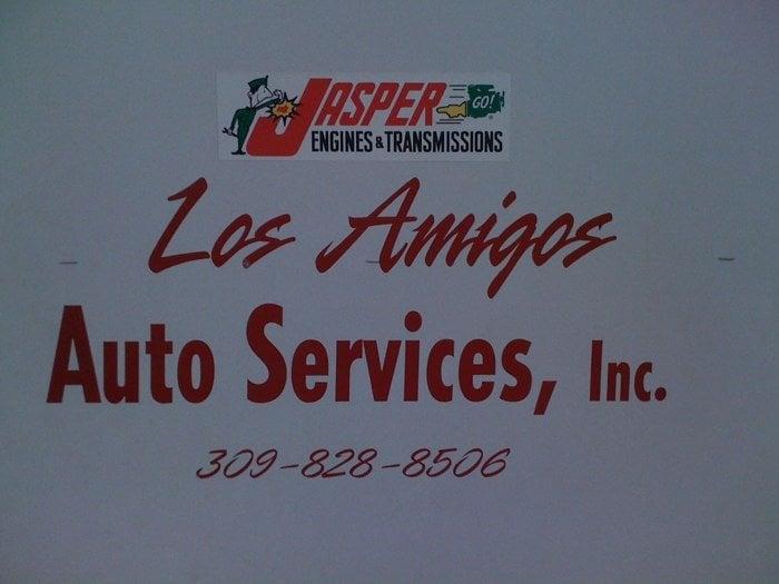 Los Amigos Auto Services: 10243 E 1400 North Rd, Bloomington, IL
