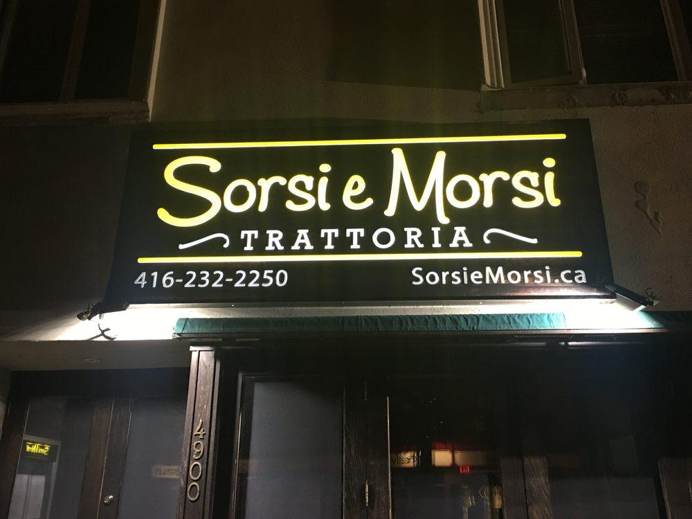 Sorsi e morsi 19 4900 dundas street west - Sorsi e morsi canovas ...