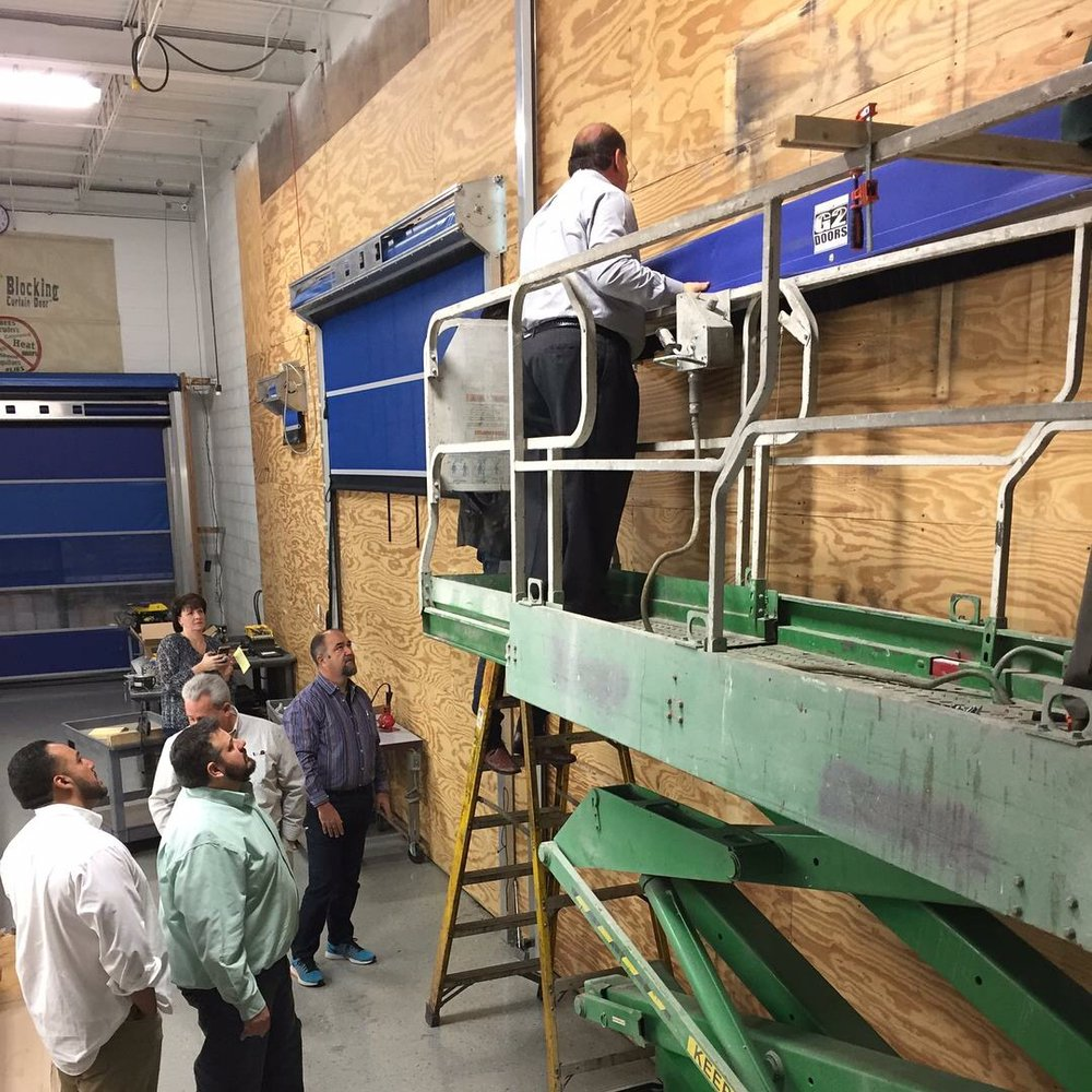 Harold Carpenter Overhead Doors: 1000 Witzel Ave, Oshkosh, WI