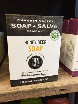 Chagrin Valley Soap & Salve 530 Euclid Ave Ste 14 Cleveland