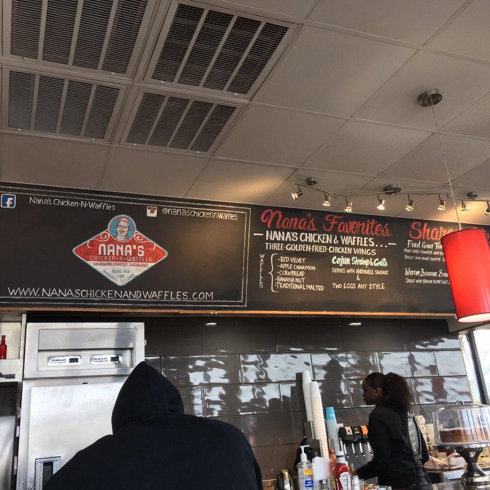 Photo Of Nanas En N Waffles Conyers Ga United States Part