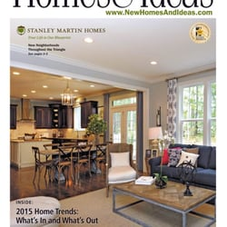 new homes and ideas print media 140 southcenter ct morrisville