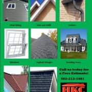 HKC Roofing U0026 Construction