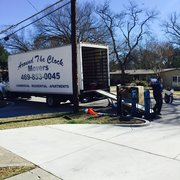 ... Photo Of Around The Clock Moving U0026 Storage   Dallas, TX, United States  ...