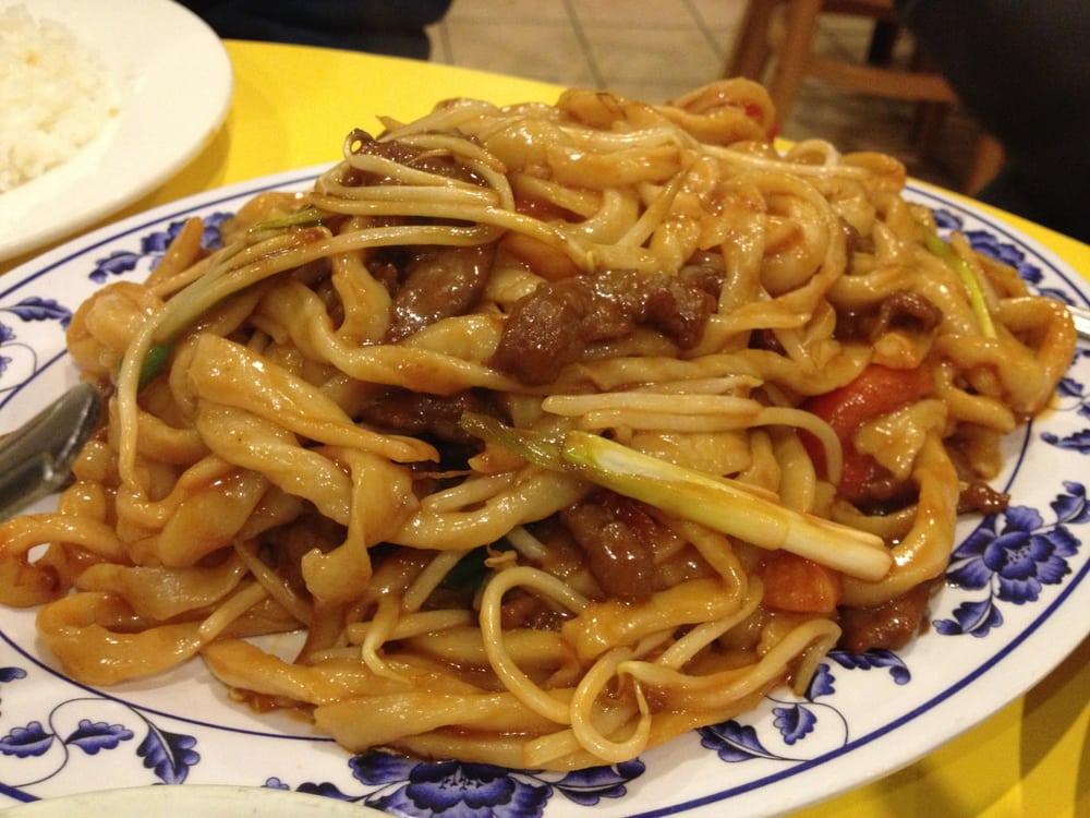 Beef Amp Tomato W Handmade Noodles 2014 11 28 Yelp