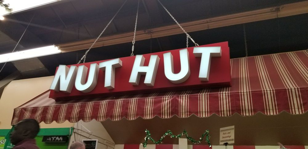 Nut Hut: N 17th St, Allentown, PA