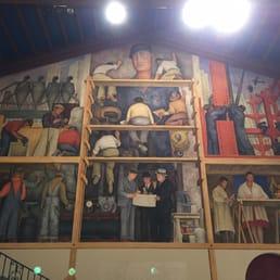 San francisco art institute 140 billeder 67 for Diego rivera mural san francisco art institute