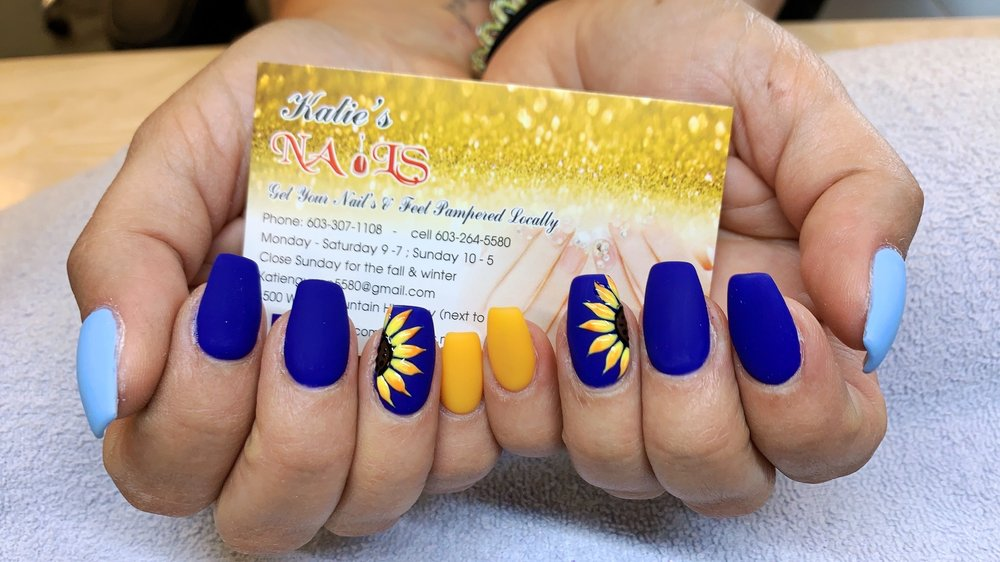 Katie Nails: 1500 White Mountain Hwy, North Conway, NH