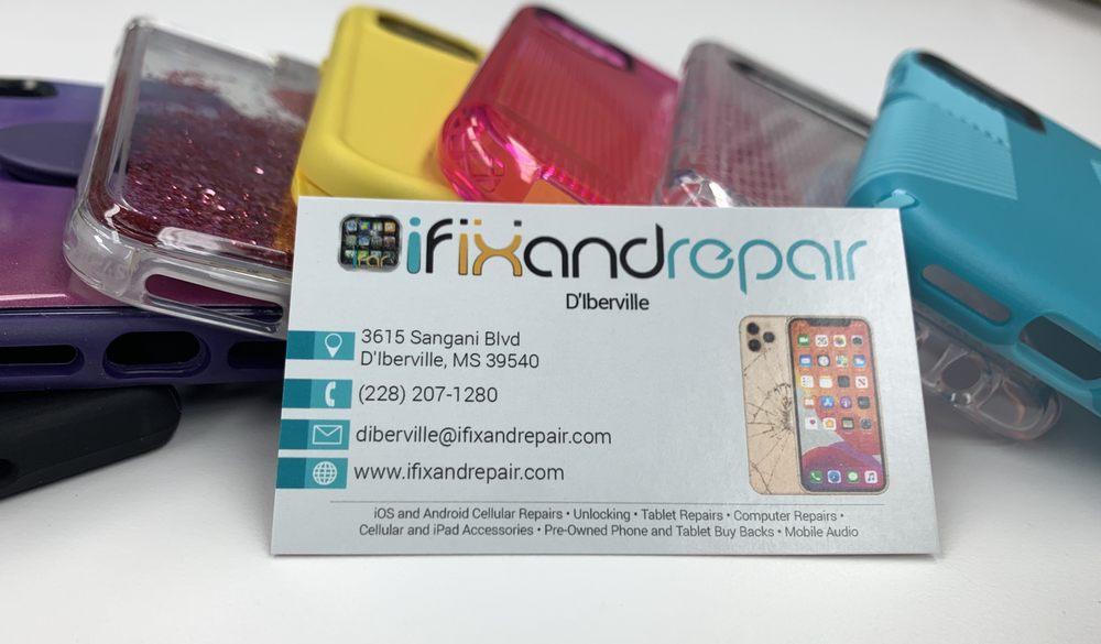iFixandRepair - D'Iberville: 3615 Sangani Blvd, D'Iberville, MS