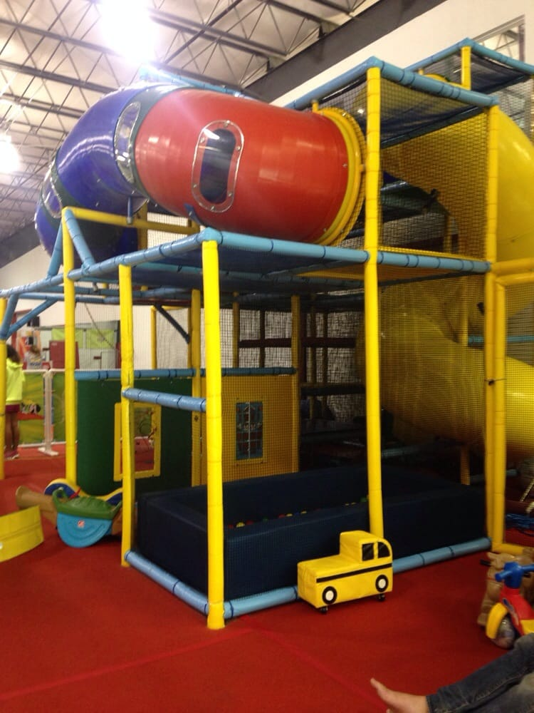 Indoor play area $6 - Yelp