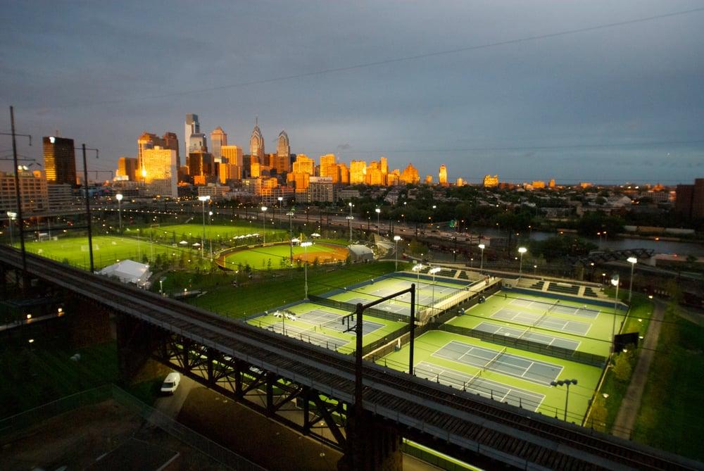 Penn Tennis Center