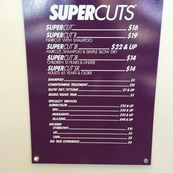 haircut prices supercuts supercuts closed 10 photos hair salons 10075 sw 6276 | 348s