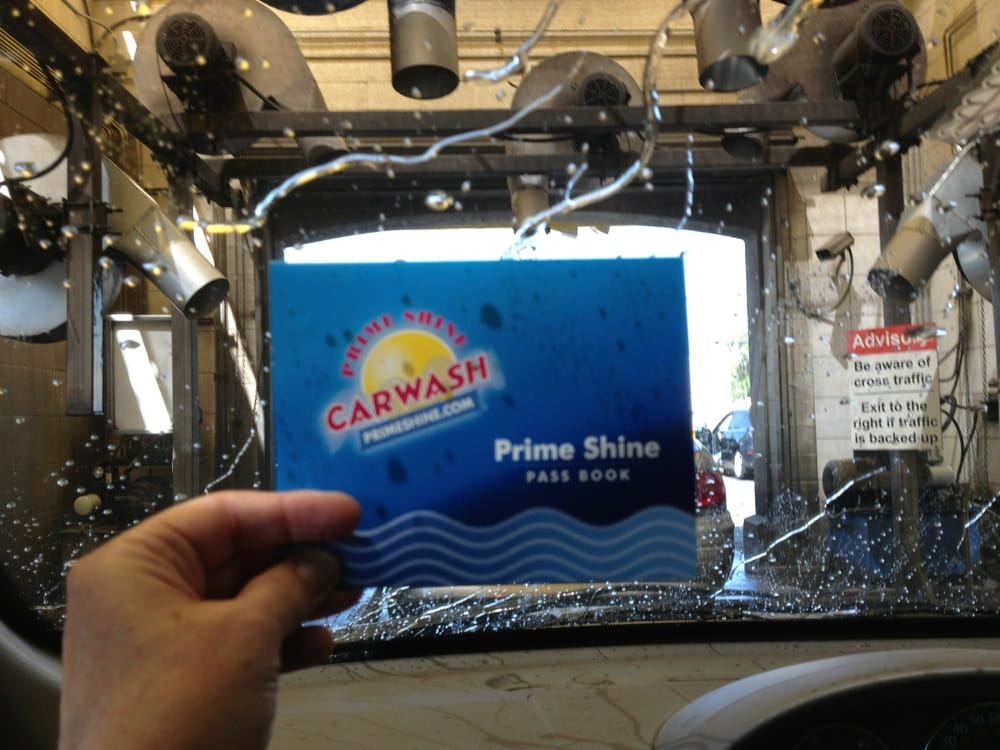 Prime Shine Car Wash Near Me