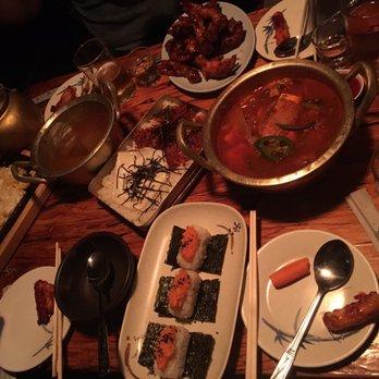 Dan Sung Sa Restaurant Los Angeles Ca